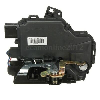 Front Left Door Lock Actuator Mechanism Passenger Side For VW GOLF BEETLE PASSAT