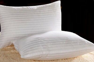Luxury Pillows Super Bounce Back Hotel & Home Hollow Fiber Filled Bed Pillow