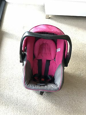 Baby Car Seat STEELCRAFT STRIDOR PLUS BABY CAPSULE / CARRIER