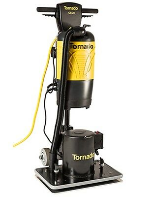 Tornado OB 20 Electric Cord Orbital Floor Machine (Dust Control sold separately)