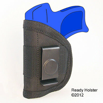 Concealment Holster for Kahr CM9, PM9 with Crimson Trace Laser - Watch Video