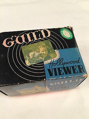 Guild Hollywood Viewer in Original Box