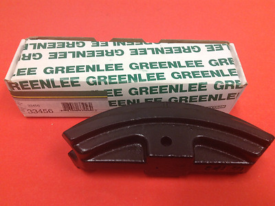"Greenlee - P/N: 33456 - 1/2"" Shoe IPS - Conduit Bender - NEW"