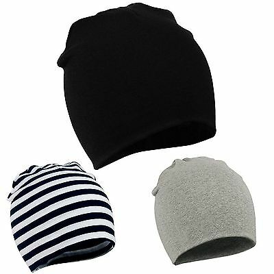 Zando Toddler Infant Baby Cotton Soft Cute Knit Kids Hat Beanies Cap