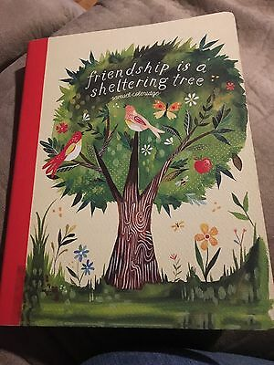 Brand New! Studio Oh! Sheltering Tree Notebook By Katie Daisy
