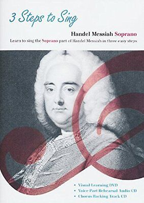 3 Steps To Sing SOPRANO part for Handel Messiah [DVD]