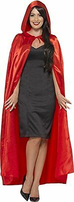 Smiffy's 45529 Hooded Cape (One Size)
