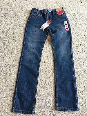NEW GYMBOREE Girls Jeans  Size 8 Adjustable Waist