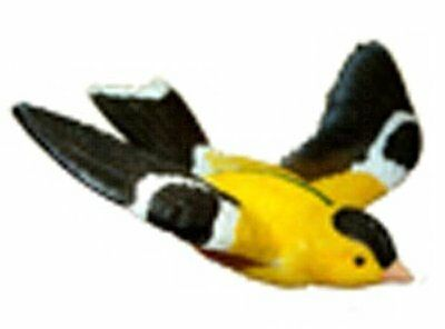 GOLD-CC52006-Gold Finch Window Magnet
