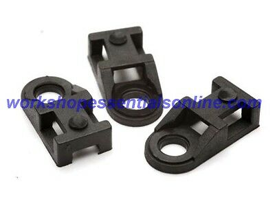 Cable Tie Eyelets-Screw or Rivet to Secure Maximum 4.8mm Cable Tie