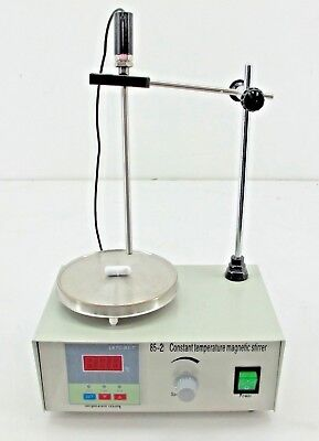 RE 85-2 Constant Temp Magnetic Heating Hot plate Stirrer