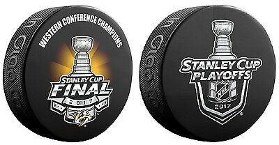 2017 Nashville Predators  Puck Western Conference Champions Stanley Cup Final