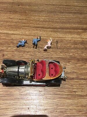 Corgi Chitty Chitty Bang Bang Car