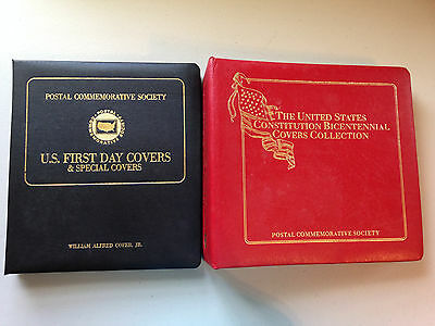 U.s. First Day Covers,postal Covers Collection.postal Commemorative Society