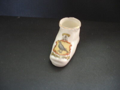 Crested China Boot