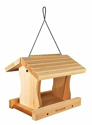 WOOD-AT3-Woodlink AT3 Deluxe Cedar Feeder
