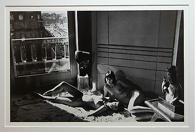 "Helmut Newton - ""Mannequins II"" - original Photo Litho - Special Collection"