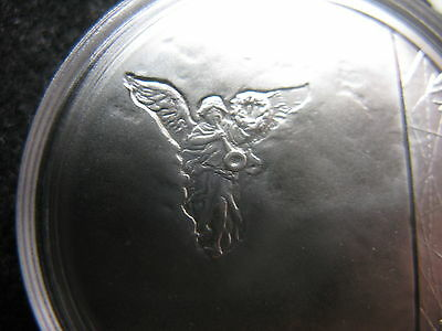 LATVIA 2011 Collector coin Riga Cathedral , Angel, Cross, silver 92.5%