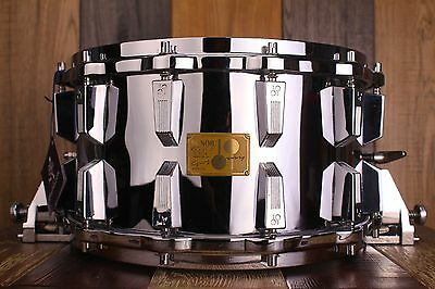 Sonor Signature Hld588 Seamless Ferro Manganese 14 X 8 Snare Drum (Pre-Loved)