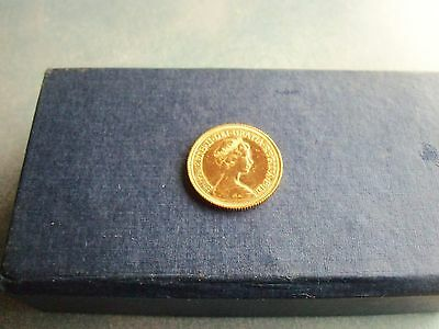 1981 Elizabeth Ii Full Sovereign  George And Dragon Reverse Nice Clean Condition