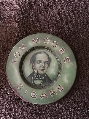 Tom Moore Cigars Tip Tray!!