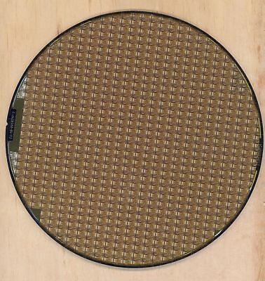 "8 "" Silicone Wafer Gold Tint - Ti"