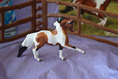 Breyer*IZZY*Series 2*PAINT Trotting Morgan MINI WHINNIE*Free Shipping**BRAND NEW