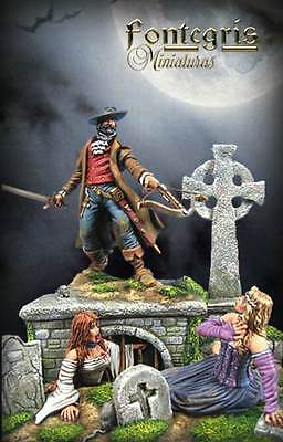 FF17 In the Name of God, Fontegris Miniatures, Resin/white metal 54mm,Brand NEW