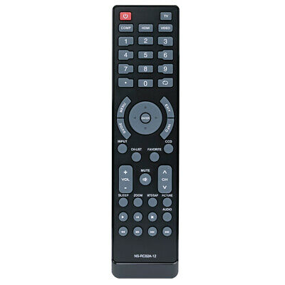 New Oringinal INSIGNIA Remote Control NS-RC02A-12 NSRC02A12 for LED LCD TV HDTV