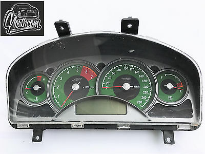 Vy Ss Commodore Hot House Green Instrument Cluster 226Xxx Kms Series 1
