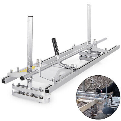 """Chainsaw Mill Suits up to a 24""""/60cm Bar Tree Pruning Commercial/Homemade Wood"""