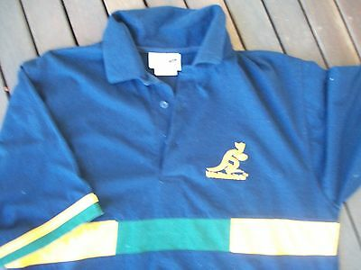 supporters polo by wallaby wallabies team rugby union large l adult