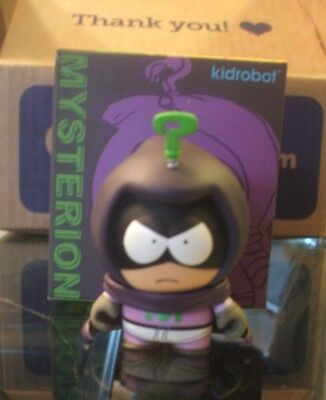 Kidrobot South Park Mysterion Figure SDCC 2011 Kenny Coon and friends Action Toy