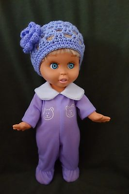 Galoob Baby Face doll So Innocent Cynthia plus bonus shoes - all from France!