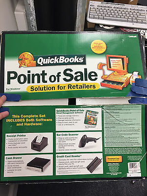 Quickbook Point of Sale Solutions for Retailers