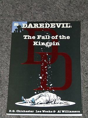 Daredevil - The Fall of the Kingpin TPB (1993 Marvel)