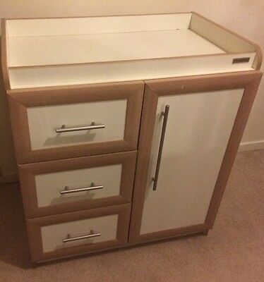 Mamas & Papas Omni Changing Unit With Storage