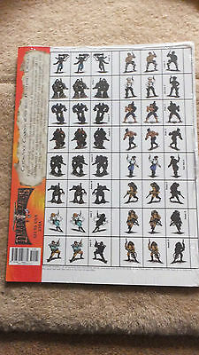 Deadlands - Cardstock Cowboys 3 - Infernal Devices - Pinnacle 2703 - New Sealed