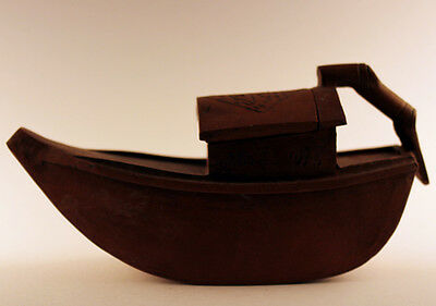 Boat Shaped teapot
