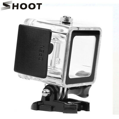 40M Diving Waterproof Protective Case Skeleton Housing f GoPro Hero 4S 4 Session