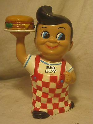 BIG BOY coin bank Funko Product figure 1999 Elias Brothers Restaurants promo