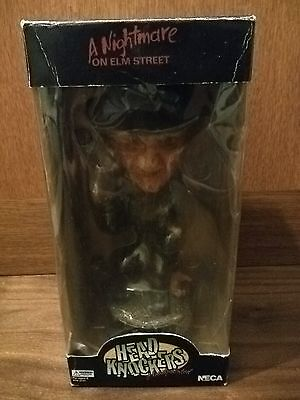 Neca Cult Classic Nightmare on Elm Street Freddy Krueger Bobble Head Knockers