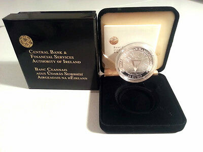 Ireland 2005 €10 William Rowan Hamilton Silver Proof Coin