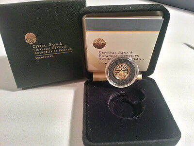 Ireland 2008 €20 Sceilig Mhichil Gold Proof Coin