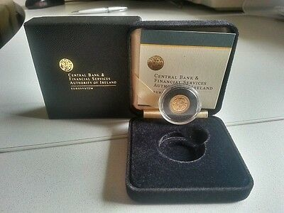 Ireland 2007 €20 Celtic Culture Gold Proof Coin