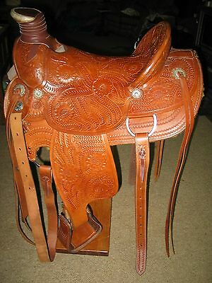 Western Saddle made in USA Brand New