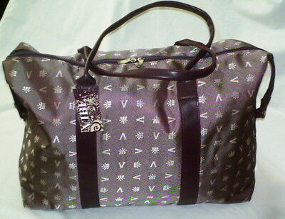 Travel Tote Bag - Brand New - Excellent For Carry On Luggage Overnight Or Gym
