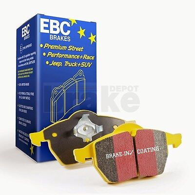 EBC Yellowstuff Front Brake Pads for Porsche Boxster Cayman 2.7 3.4 S