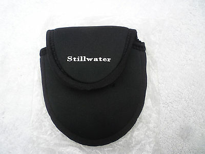 Stillwater Neoprene Centrepin Fly Fishing Reel Bag/Case/Pouch