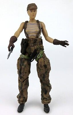 Metal Gear Solid 2 Sons of Liberty - Olga Action Figure